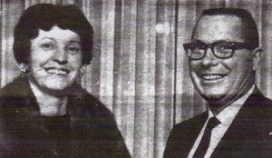 photo of Barbara Dull and Max Dull