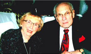 Bill and Shirley Homrighausen